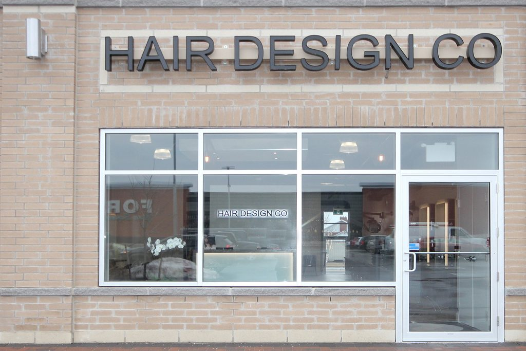 Hair Design Co. Oakville Hair Salon